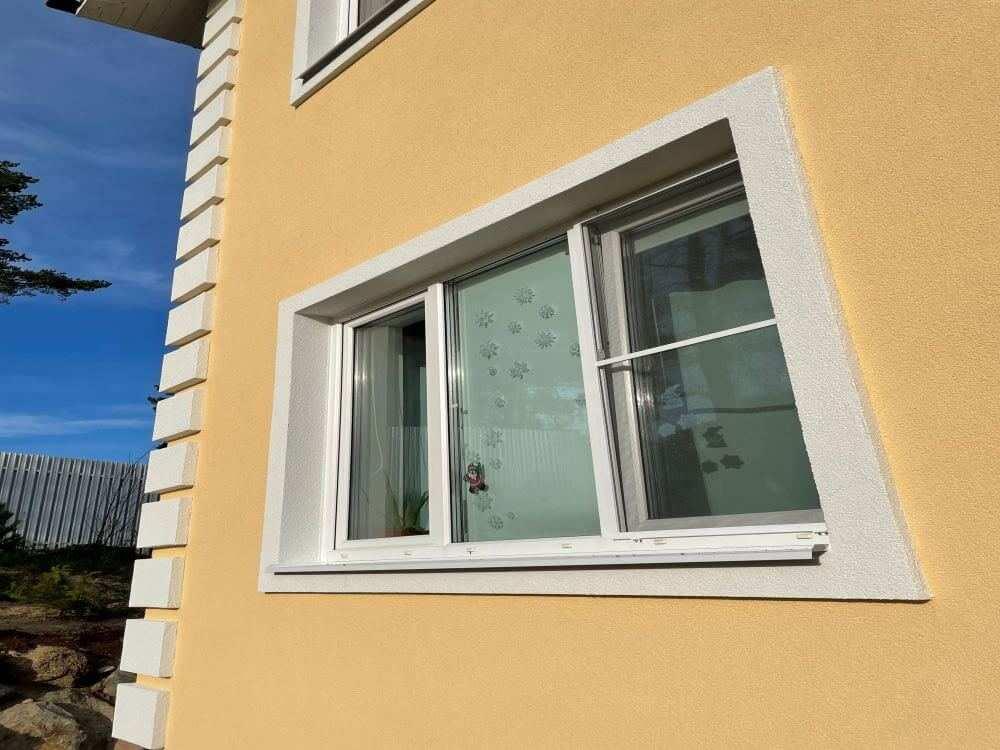Утепление фасада по технологии мокрый фасад
